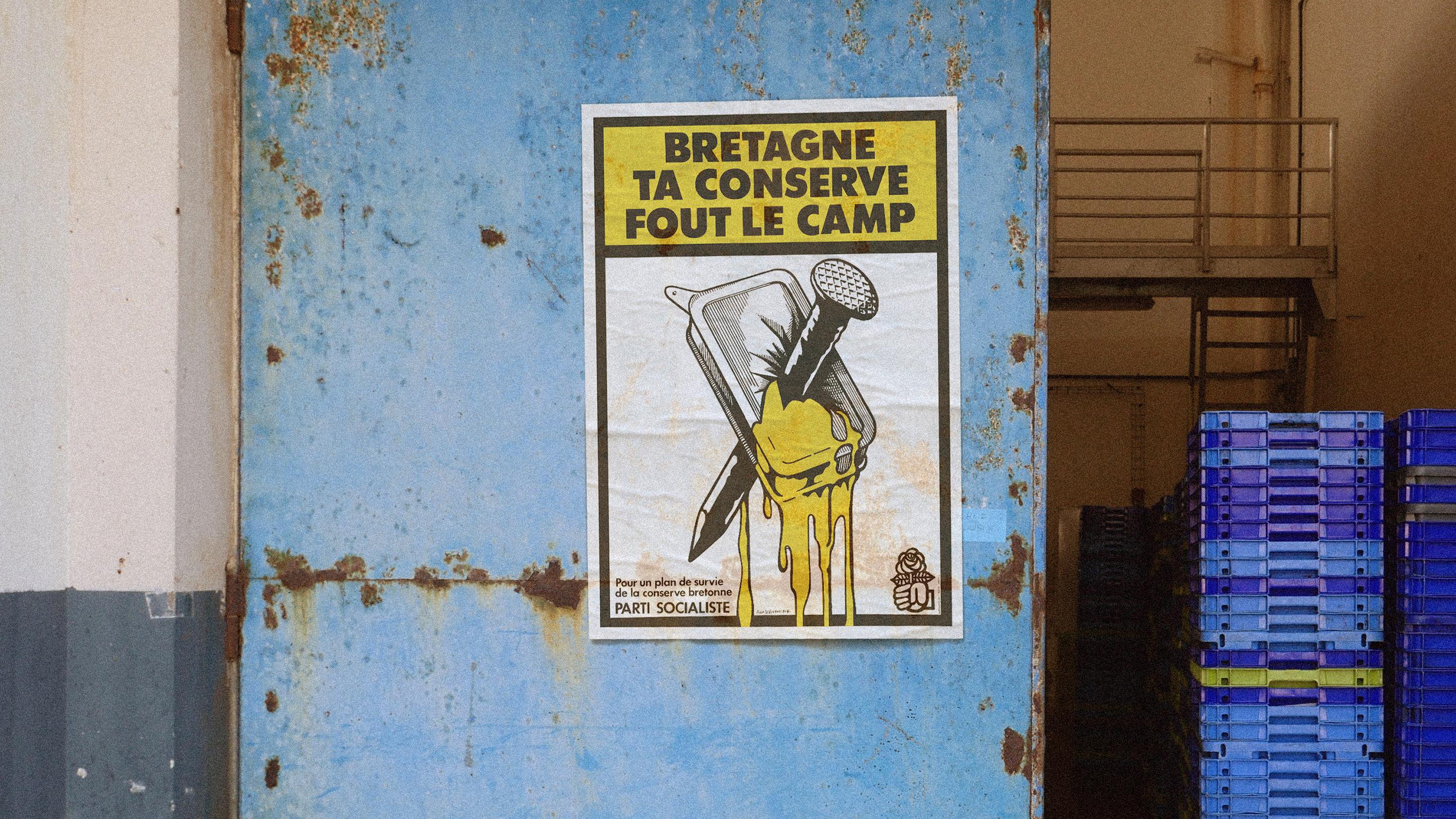 Alain Le Quernec – Colères d'affiches