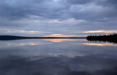 Pallas Tunturi 78 Pallasjärvi Punainenhiekka