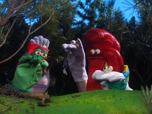 La cour des gants