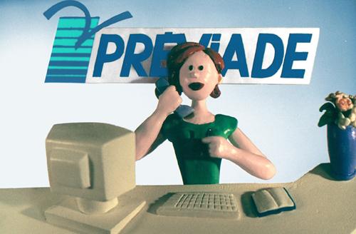 Préviade – publicité TV